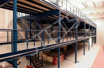 mezzanine floors_column8